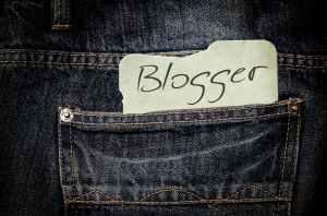 blogger text