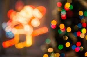 assorted color led lights