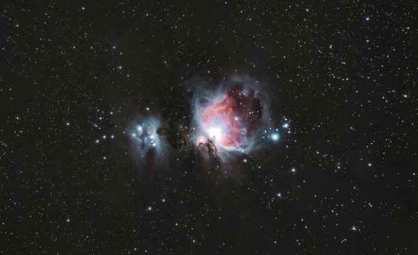 photo of supernova in galaxy