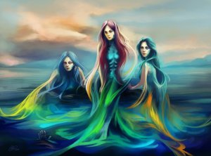 Sirens-Greek-Mythology
